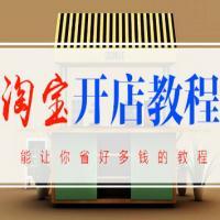 淘宝开店营运视频教程(100节) 含基础运营+进阶提升+高级运营