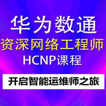 2019最新华为数通资深网络工程师HCNP系统培训课程